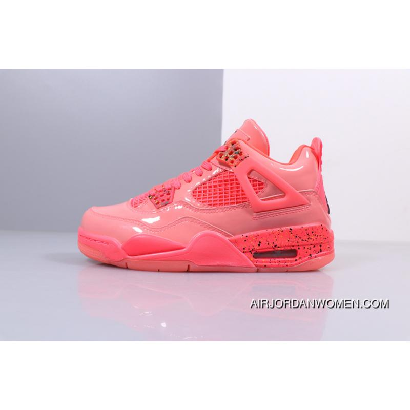 la meilleure attitude 2e36f e9570 Men Women Shoes Can Be Certified Pm Singles Day Colorways Air Jordan 4  Single Days Aj4 Patent Sao Pink Scratch Music Basketball Shoes Aq9126-6009  Best