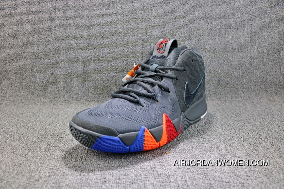 fca48bf4c358 Nike Kyrie 4 Owen 4 Year Of The Monkey Birthday Special Limited Men Shoes  943807-