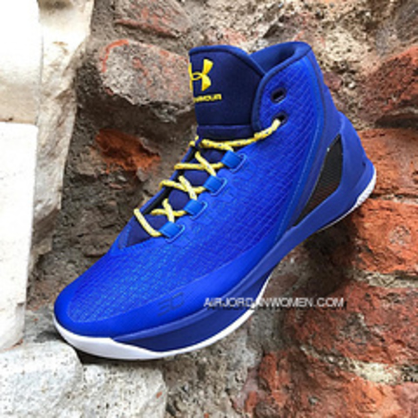 885f90f90915 Under Armour Curry 3 NBA Star Player Stephen 3 The Signature Series Indoor Basketball  Shoes Black