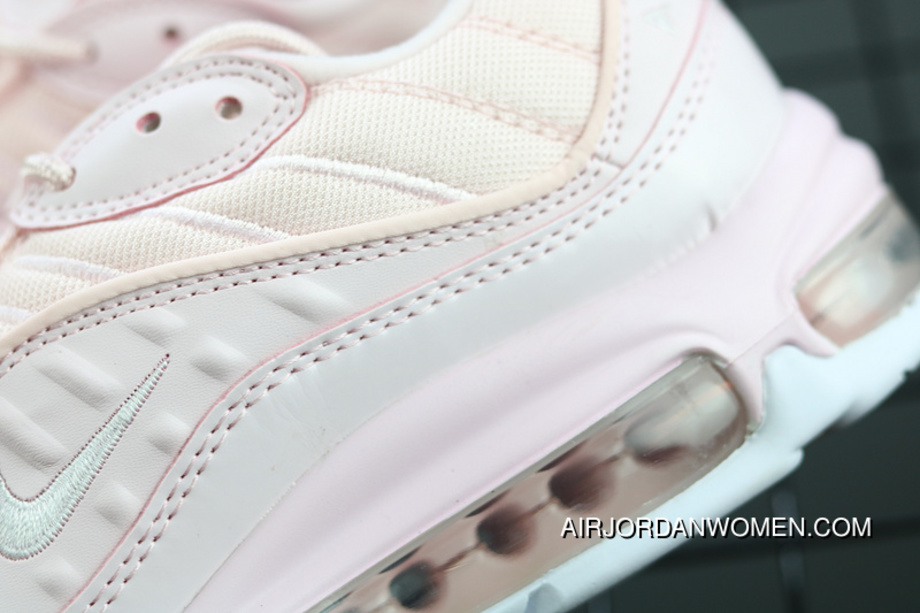 2d01938591 God AJ6302-600 Nike Air Max 98 Participants In Pink Zoom Running Shoes New  Year